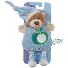 Gipsy - Peluche oso con espejo Pomme, 24 cm (070171)