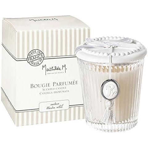 Mathilde M Coffret: vela perfumada les intemporels aroma a rosa antigua–Perfume de Francia