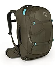 Osprey Fairview 40 Women's Travel Pack - Misty Grey (WS/WM)