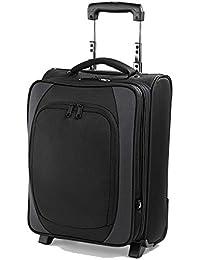 Quadra - valise cabine trolley - QD972 - laptop airporter - compartiment spécial ordinateur portable