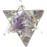 Reiki Energie geladen natürlichen Edelstein Amethyst Heilstein Chip Energetische markaba Star (23–25mm) preisvergleich bei billige-tabletten.eu