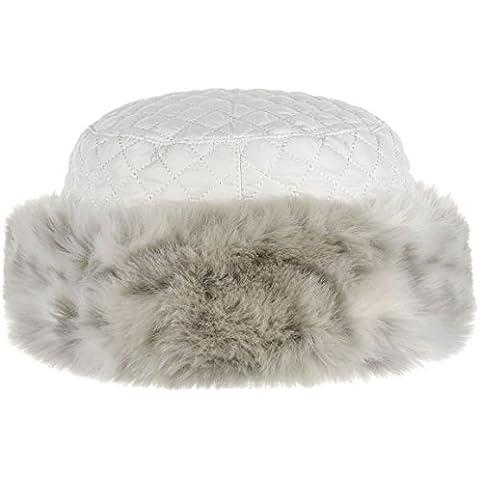 Luvua Toque Pelliccia Ecologica McBURN toque cappello pelliccia ecologica