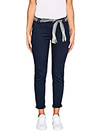ESPRIT 047ee1b006, Pantaloni Donna