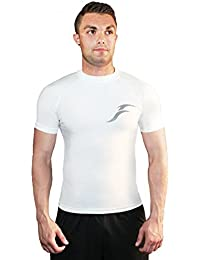 Compression manches courtes FrontRunner Fitness Shirt- Baselayer - vertu de l'armure - Thetrmique