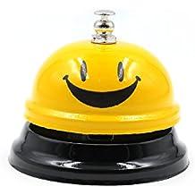 Ya Jin Anillo de metal campanas Servicio de restaurante comedor platos pass-through Bell Barra de cocina herramientas