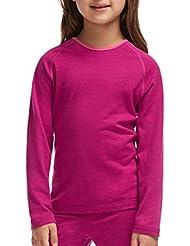 Icebreaker Oasis Crewe Sous-vêtement thermique manches longues Enfant