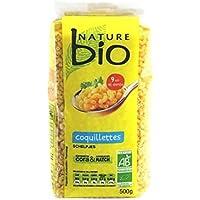 Nature bio coquillettes 500g - Precio por unidad