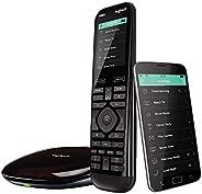 Logitech HARMONY ELITE Universalfernbedienung, Für Kabelbox, Apple TV, fireTV, Alexa, Roku, Sonos und Smart Ho