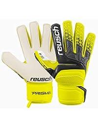 Reusch Prisma SG Portero Guante, Todo el año, Hombre, Color Safety Yellow/