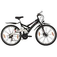 """KS Cycling Masters VTT Semi Rigide Noir 26"""""""