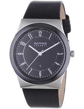 BERING Time Herren-Armbanduhr Slim Ceramic 32235-447
