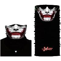 ShopINess Pañuelo Bandana Multiuso Joker