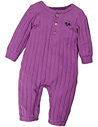 CHENGYANG Manteau Combinaison Mixte bébé One-piece Outfits Coat Cute Romper Coverall Manches longues vêtements Pyjama