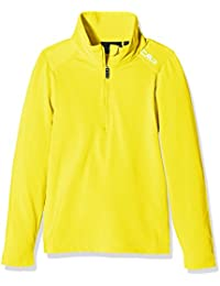 CMP Camiseta técnica de esquí para chico, niño, Funktionsshirt Ski, acacia, 128