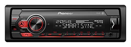 Imagen de Radio Bluetooth Para Coche Pioneer por menos de 85 euros.