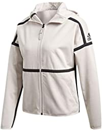 Adidas z.n.e Reversible Chaqueta, Mujer, CE1945, Chapea/Shchpe, Extra-Large