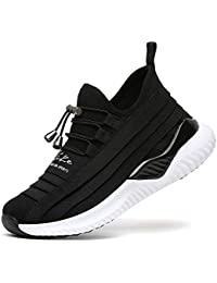 newest cf0c7 38e4c Garçon Fille Chaussure de Course Chaussures de Outdoor Sneakers Mode Basket  Chaussure de Course Sport Walking