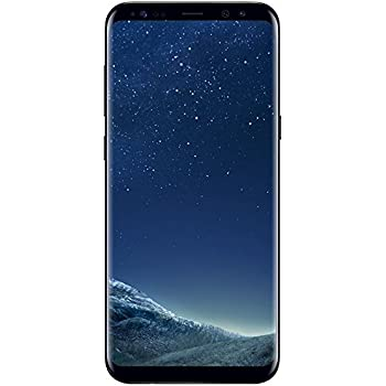 Samsung Galaxy S8+ Smartphone débloqué 4G [Import Allemagne] (Ecran : 6,2 Pouces - 64 Go - 4 Go RAM - Simple Nano-SIM - Android Nougat 7.0) Noir