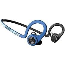 Plantronics BackBeat Fit II - Auriculares deportivos inalámbricos, color azul