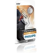 Philips 12256B2 Vision W3W - Bombilla de señalización (2 unidades)