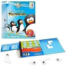 Smartgames - SGT 260 FR-8 - La Marche des Pingouins - Jeu de Réflexion et de Logique