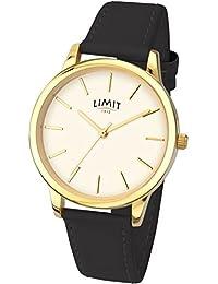 Limit Ladies Classic negro correa reloj 6237