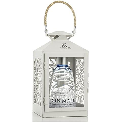 Gin Mare Ginebra, Edición Limitada con Farol - 700 ml