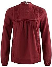Promod Bluse im viktorianischen Stil