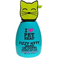 Pet Head 0850629004770 - Fizzy kitty mouse gato cleaner 190 ml