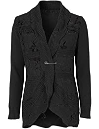 TopsandDresses - Gilet - Pull - Manches Longues - Femme