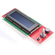 SODIAL (R) LCD pantalla 2004 Controlador Smart RepRap Rampas V1.4 para Impresora 3D NUEVO