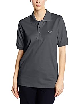 Trigema Damen Polo-Shirt Piqué-Qualität-Polo Mujer