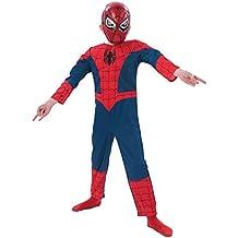 93349c38426a70 Rubies Ultimate Spider-Man Deluxe - Enfants Costume de déguisement
