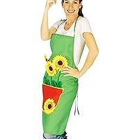 Das Kostümland Gärtner Kostüm Set für Fasching und Mottoparty