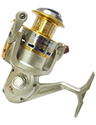 Pesca al aire libre de los trastos 8 Eje 5000 5 : 2 : Línea 1 Carrete de pesca Copa metal