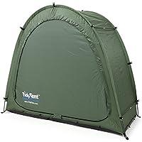 Bike Cave Tidy Tent - All Green
