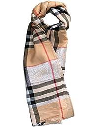 a5f7e59bcce6 Amazon.fr   BURBERRY - Echarpes et foulards   Accessoires   Vêtements