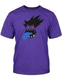 League of Legends - camiseta del Dr. Mundo, el punk - de gama alta - violeta - L
