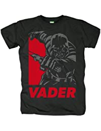 Bravado - Star Wars T-Shirt Vader Attack (M)