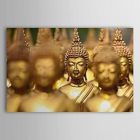 FanVass Stampa trasferimenti su tela Art Landscape Buddha, Thailandia , 24
