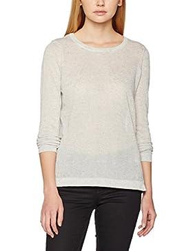 Vero Moda Vmalta LS Slit Blouse Noos, suéter para Mujer