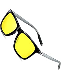 wearPro Wayfarer Sunglasses Mens Retro Vintage Polarized Sun Glasses WP1003