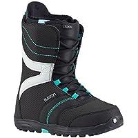 Burton Women's Coco Snowboard Boots Black/Teal––Black
