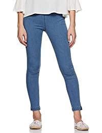 AKA CHIC Women's Regular Rise Jegging