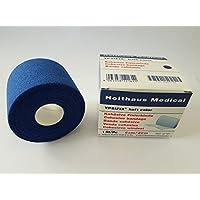 YPSIFIX® haft color Fixierbinde blau 6 cm x 20 m preisvergleich bei billige-tabletten.eu