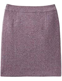 0898f623d2 Joules Womens Sheridan Tweed A Line Versatile Pocket Skirt