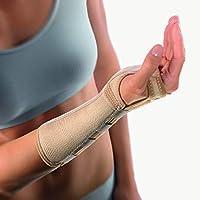 Preisvergleich für bort 103360 haut Arm- und Handgelenkschiene zur Unterstützung des Handgelenkes rechts oder links, rechts x-small...