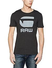 G-STAR RAW Drillon R T S/S, Camiseta para Hombre