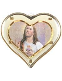 Blinki Blinky Broche Pin Jésus dans le coeur 76