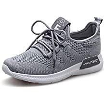 YAYADI Las Mujeres Sneakers Femme Toda Temporada Zapatos Zapatos Planos Instructores Pour Femmes Transpirable Zapatos Fitness
